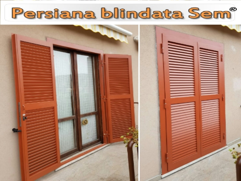 PERSIANE BLINDATE  BARLASSINA