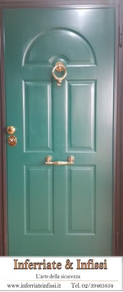 Milano inserimento nella tua porta blindata della - Antishock porta ...