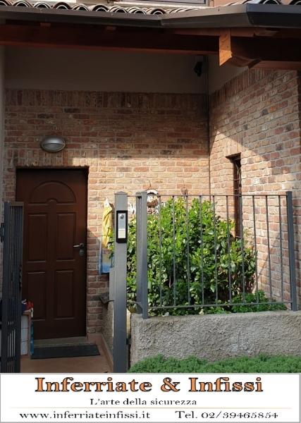 Inserimento nella tua porta blindata della serratura a - Antishock porta ...